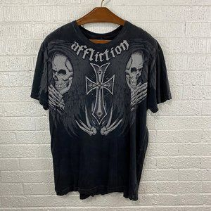 Affliction Kelly The Ghost Pavlik MMA t-shirt